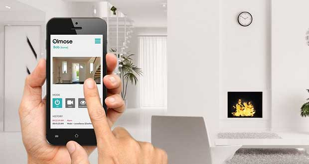 olmose evi 02 02 16 - Olmose trasforma vecchio smartphone in telecamera sicurezza