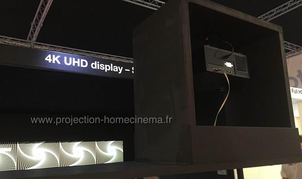 "optoma 4 ise2016 2 10 02 2016 - Optoma: proiettori DLP 4K ""vobulato"" a LED e lampada"