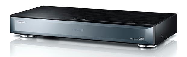 panasonic dmpub900 2 01 02 2016 - Panasonic UB900: lettore UHD Blu-ray ad aprile con due film