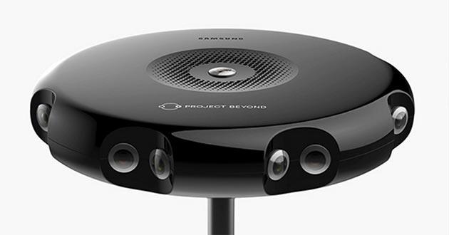samsung gear vr camera 02 02 2016 - Samsung Gear 360: videocamera VR in arrivo il 21 febbraio?
