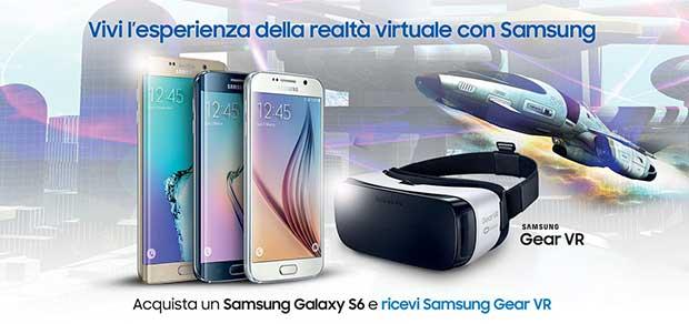 samsung s6 gearvr 1 02 02 16 - Samsung Gear VR in regalo con S6 / S6 Edge / S6 Edge+
