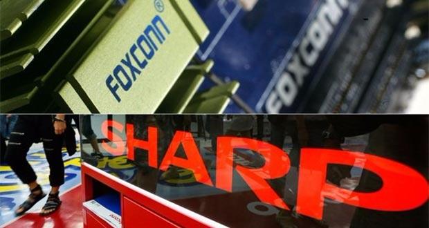 sharp foxconn 26 02 2016 - Foxconn congela l'accordo con Sharp: acquisizione sospesa