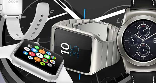 smartwatch 10 02 16 - Smartwatch: 2 su 3 un Apple Watch nel 2015