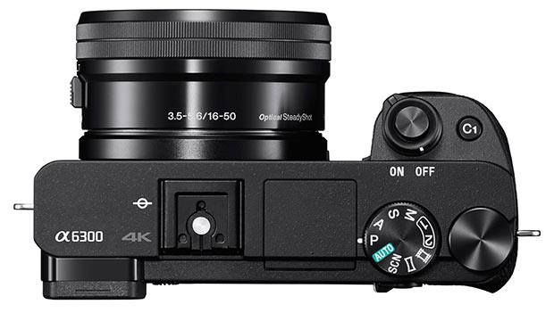 sony a6300 2 04 02 2016 - Sony A6300: mirrorless in magnesio da 24MP e video in 4K