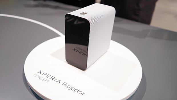 sony xperia projector 24 02 2016 - Sony Xperia Projector: proiettore compatto con controllo touch