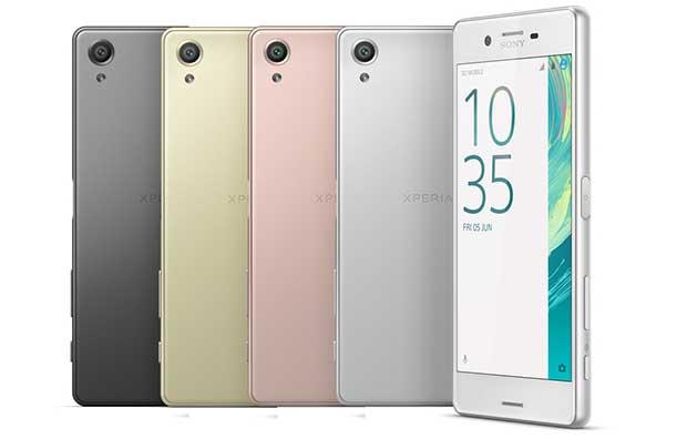 sony xperiax 1 22 02 16 - Sony Xperia X e XA: due nuovi smartphone gamma media