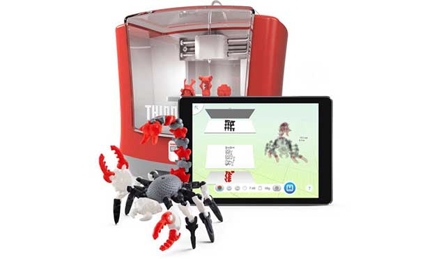 """thingmaker 1 16 02 16 - Mattel ThingMaker: stampante 3D """"economica"""" per bambini"""
