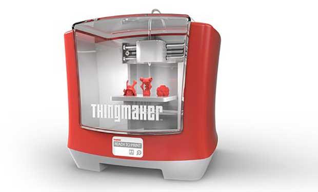 """thingmaker 2 16 02 16 - Mattel ThingMaker: stampante 3D """"economica"""" per bambini"""