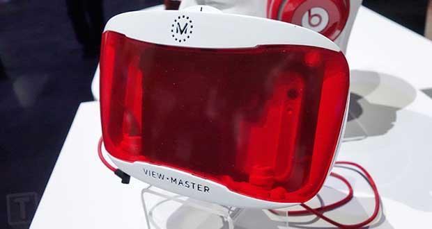 viewmaster2.0 evi 16 02 16 - Mattel View-Master 2.0: nuovo visore VR per smartphone