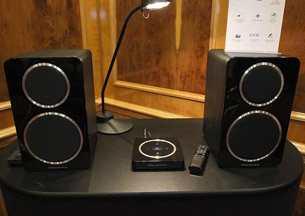 wharfedale diamond active 29 02 2016 - Wharfedale Diamond Active A1: diffusori attivi wireless