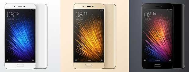 xiaomi mi5 1 24 02 16 - Xiaomi Mi 5: smartphone 5,15 pollici con Snapdragon 820