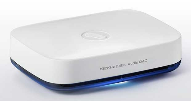 BluetoothMusicReceiver 1 16 03 16 - One For All Bluetooth Music Receiver: streaming Hi-Fi da smartphone