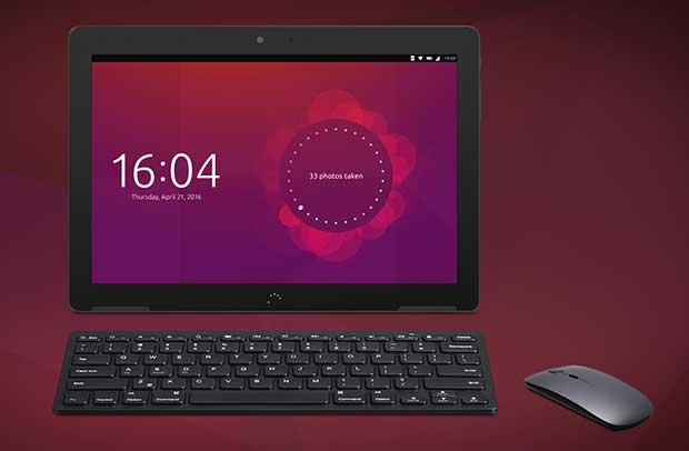 bq m10 ubuntu 1 23 03 16 - BQ Aquaris M10 Ubuntu Edition: tablet 10 pollici con Linux