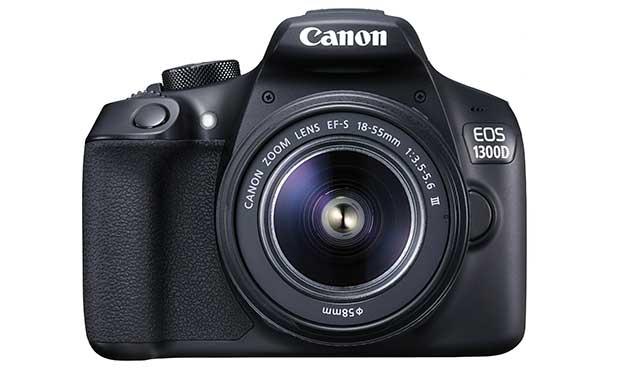 """canon eos1300d 1 10 03 16 - Canon EOS 1300D: Reflex da 18MP """"economica"""" e social"""
