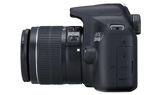"""canon eos1300d 2 10 03 16 - Canon EOS 1300D: Reflex da 18MP """"economica"""" e social"""