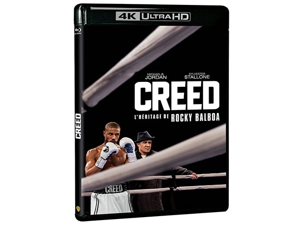 "creed ultra hd bluray 15 03 2016 - ""Creed - Nato per combattere"": Ultra HD Blu-ray a maggio"