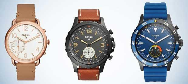 fossil q 1 16 03 16 - Fossil: due nuovi smartwatch Android Wear e altri 5 indossabili