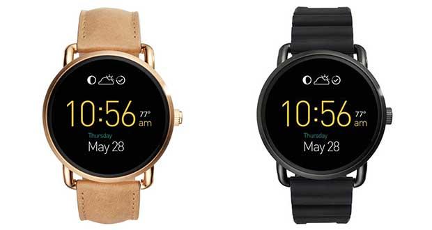 fossil q evi 16 03 16 - Fossil: due nuovi smartwatch Android Wear e altri 5 indossabili