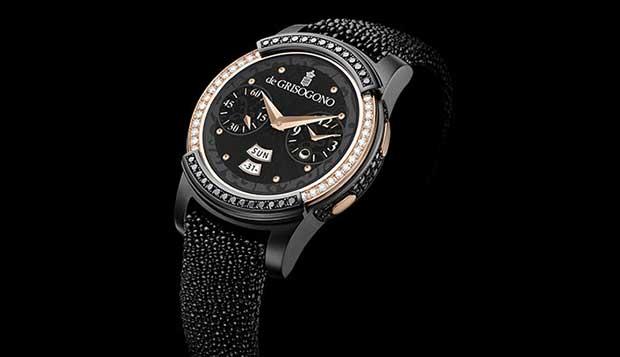 gears2 degrisogono 1 17 03 16 - Samsung Gear S2 de Grisogono: smartwatch con diamanti e oro rosa