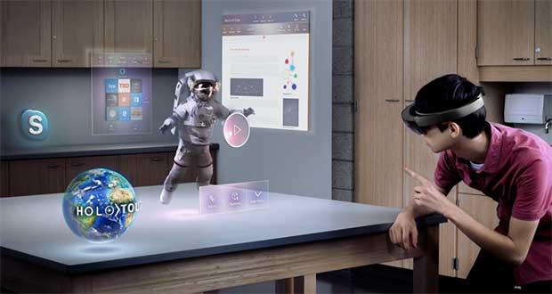 hololens 2 07 03 16 - Microsoft HoloLens: il kit sviluppatori in pre-ordine a 3.000$