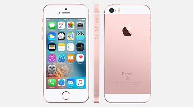 iphone se 1 21 03 16 - Apple iPhone SE: le prestazioni di iPhone 6S in 4 pollici