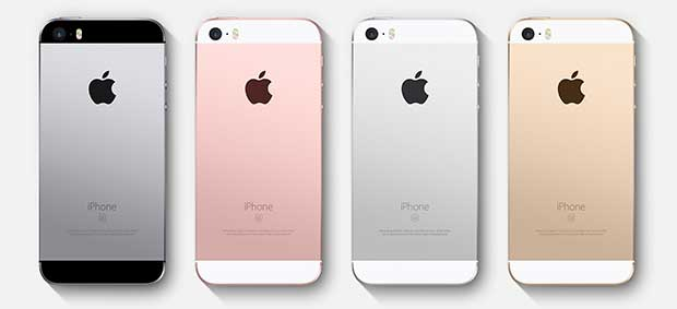 iphone se 3 21 03 16 - Apple iPhone SE: le prestazioni di iPhone 6S in 4 pollici