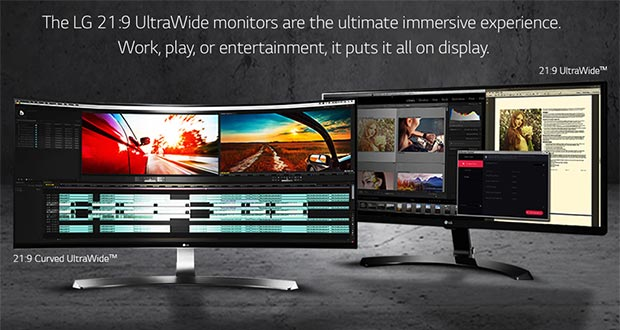 lg monitor 219 evi 24 03 2016 - LG 27UD88 e 34UC98: monitor IPS Ultra HD e 21:9 curvo