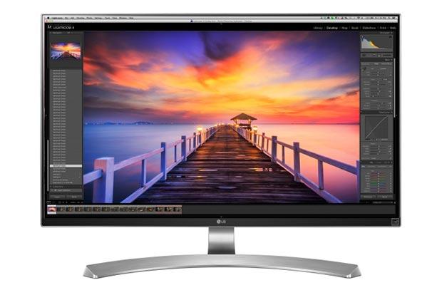 lg monitor 27ud88 24 03 2016 - LG 27UD88 e 34UC98: monitor IPS Ultra HD e 21:9 curvo