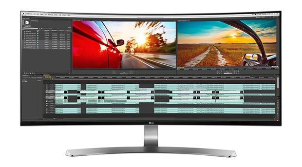 lg monitor 34uc98 24 03 2016 - LG 27UD88 e 34UC98: monitor IPS Ultra HD e 21:9 curvo