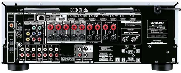 onkyo 2016 6 16 03 16 - Onkyo TX-NR555 / TX-NR656: sinto-ampli 7.2 con Atmos e DTS:X