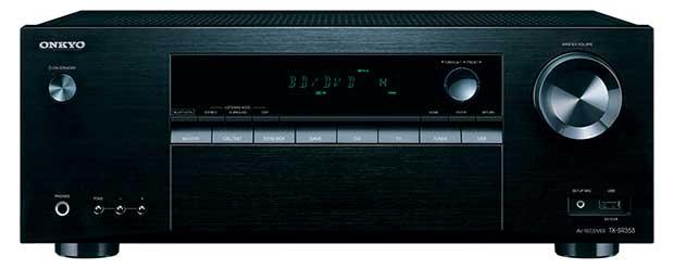 onkyo 353 1 17 03 16 - Onkyo TX-NR757: sinto-ampli 7.2 con Atmos, DTS:X e THX