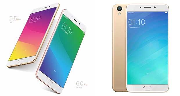 oppo r9 r9plus evi 17 03 16 - Oppo R9 e R9 Plus: due nuovi smartphone con 16 MP frontali