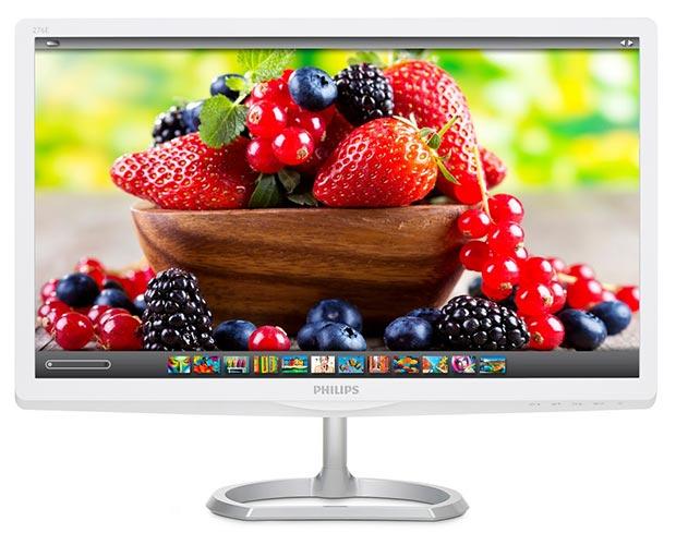 """philips 276e6adss 15 03 2016 - Philips 276E6ADSS: monitor 27"""" Full HD con Quantum Dot"""