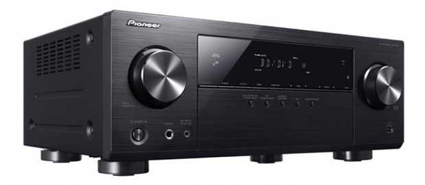 pioneer sintoampli2016 1 21 03 16 - Pioneer VSX-531 / 831 / 1131: sinto-ampli 5.1 e 7.2 canali HDMI 2.0a