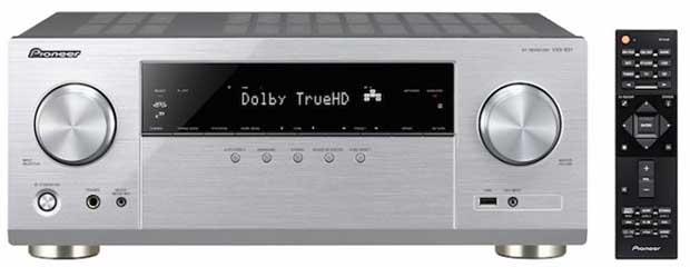 pioneer sintoampli2016 2 21 03 16 - Pioneer VSX-531 / 831 / 1131: sinto-ampli 5.1 e 7.2 canali HDMI 2.0a