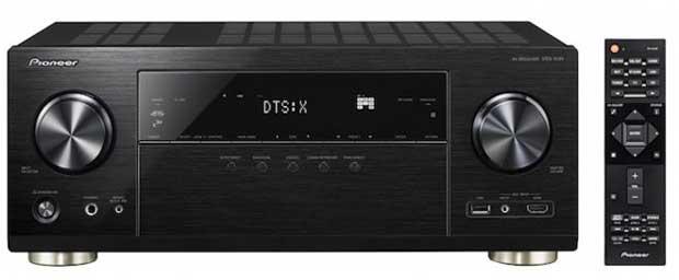 pioneer sintoampli2016 3 21 03 16 - Pioneer VSX-531 / 831 / 1131: sinto-ampli 5.1 e 7.2 canali HDMI 2.0a