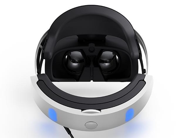 playstation vr 16 03 2016 - Playstation VR: visore per PS4 da ottobre a 400€