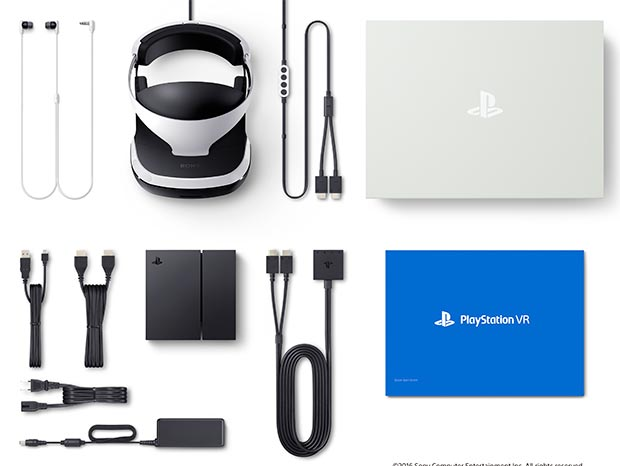 playstation vr 3 16 03 2016 - Playstation VR: visore per PS4 da ottobre a 400€