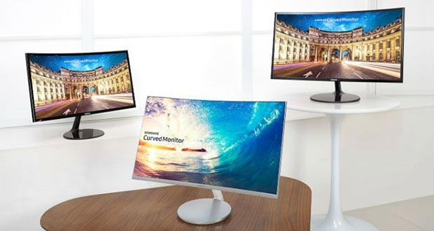 samsung 01 03 2016 - Samsung: tre nuovi monitor LCD curvi Full HD con FreeSync