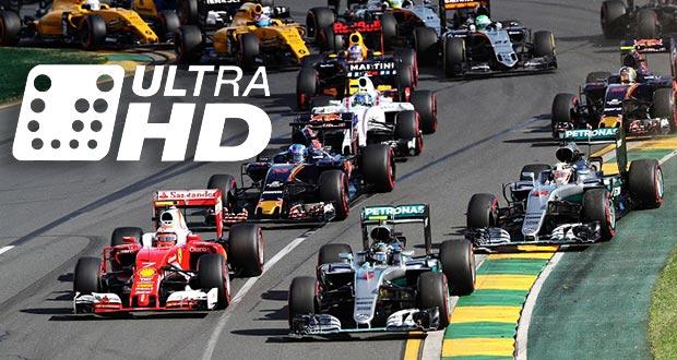 sky formula1 ultrahd 2017 24 03 2016 - Sky: Formula 1 in Ultra HD a partire dal 2017