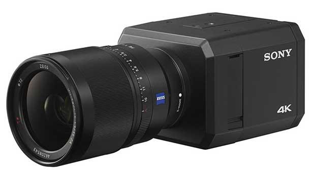 "sony sicurezza4k 1 03 03 16 - Sony SNC-VB770: telecamera di sicurezza 4K ""connessa"""