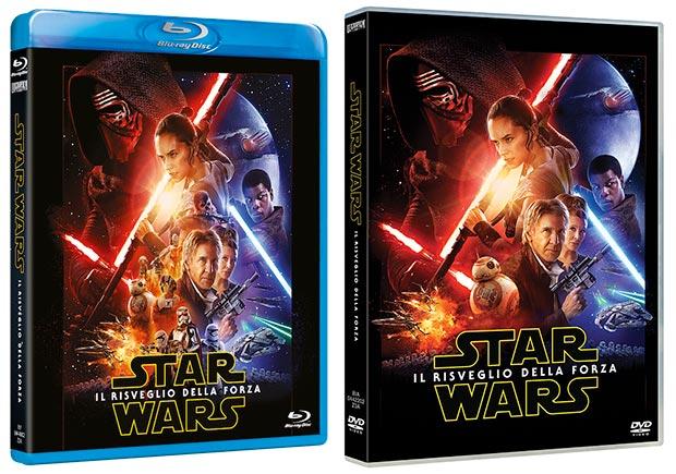 star wars risveglio forza 03 03 2016 - Star Wars: Il Risveglio della Forza: in DVD e Blu-ray dal 13 aprile
