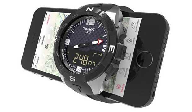 """tissot smart touch 1 21 03 16 - Tissot Smart Touch: orologio meccanico """"smart"""" e solare"""