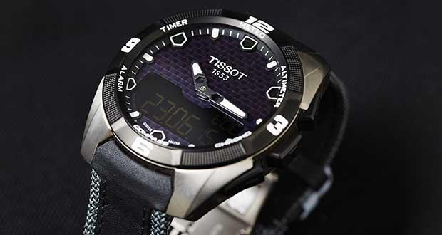 """tissot smart touch evi 21 03 16 - Tissot Smart Touch: orologio meccanico """"smart"""" e solare"""