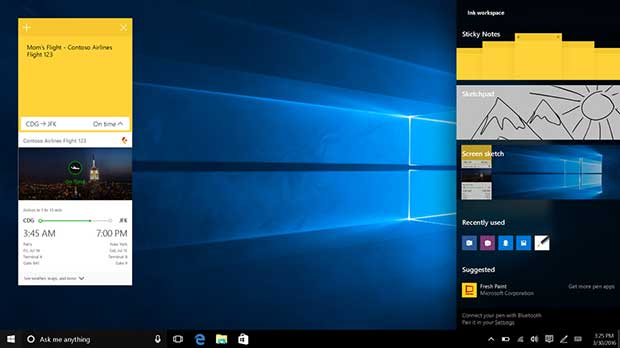 windows10 anniversary 1 31 03 16 - Windows 10 Anniversary Update: aggiornamento in arrivo in estate