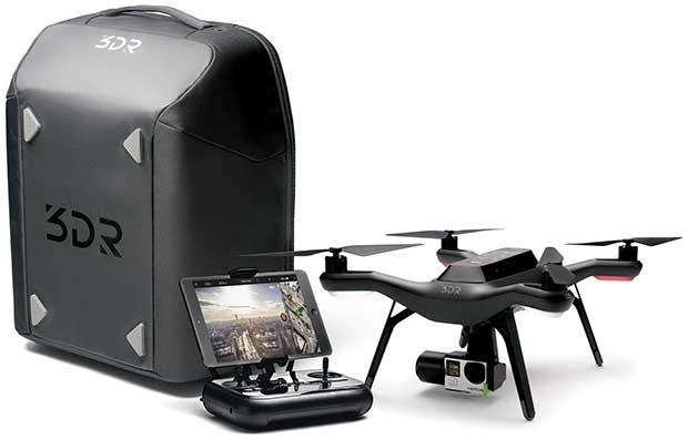 3dr solo 2 06 04 16 - XGEM 3DR Solo: drone quadricottero con Live streaming GoPro