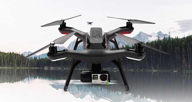 3dr solo evi 06 04 16 - XGEM 3DR Solo: drone quadricottero con Live streaming GoPro
