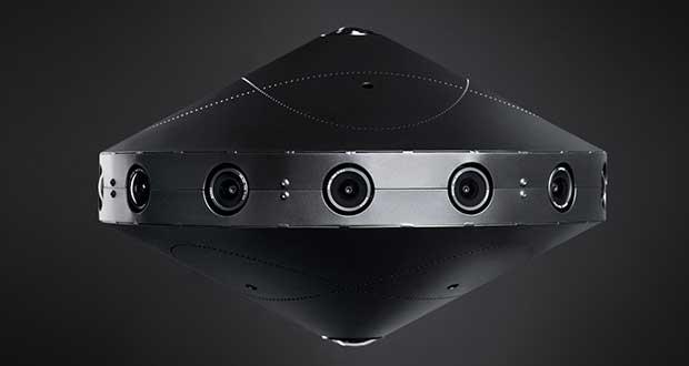 facebook surround360 evi 13 04 16 - Facebook Surround 360: videocamera VR a 360°