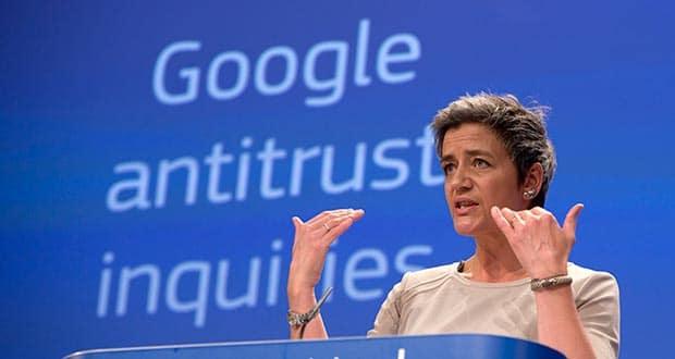 google antitrust 20 04 2016 - Europa contro Google: Android abusa della posizione dominante