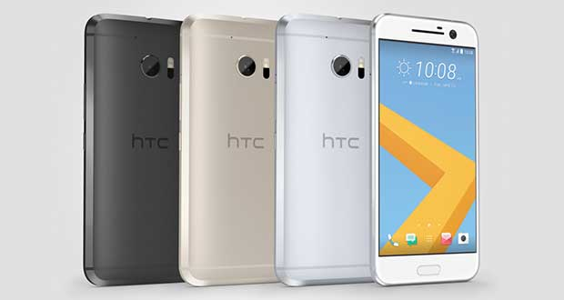 htc10 evi 12 04 16 - HTC 10: smartphone con Snapdragon 820, audio HD e AirPlay